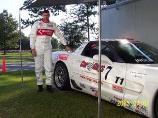 Chris   Car 2005 (2)