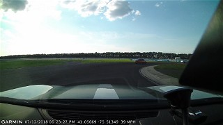 Track Time at Pocono