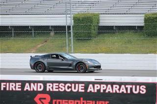 Corvette on TrackNight
