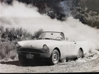 Dad in early Alpine before modifications