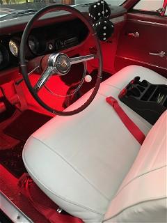 Red underdash glow