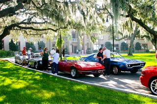 Road Rally takes a break at Southeastern College