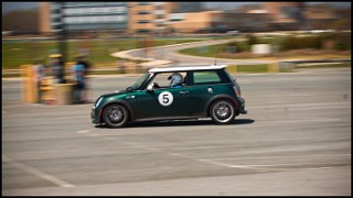 Molly At Autocross 20180413c