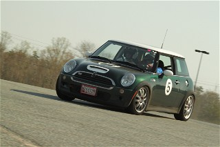 Molly At Autocross 20180413b