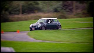Makin' That Mini Hustle Along! Photo By Fraser Dachille
