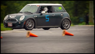 Molly's Last Autocross With Jack, 20200912 At Summit Point