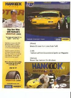 Hankook Ads