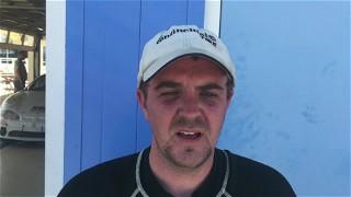 Chris Edens, Touring 1
