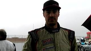 Oscar Jackson Jr, Super Touring Lite, Auto Club Speedway, January 31st 2016
