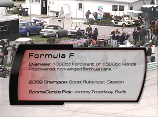 Formula F 2010 SCCA Runoffs