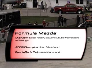 Formula Mazda 2010 SCCA Runoffs