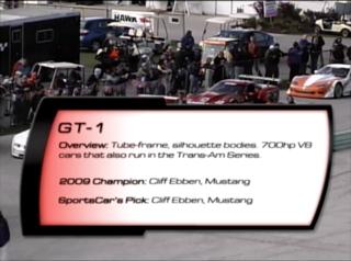Grand Touring 1 2010 SCCA Runoffs