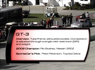 Grand Touring 3 2010 SCCA Runoffs