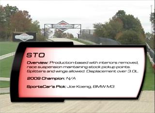 STO & Touring 1 2010 SCCA Runoffs