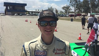Jake Pipal, Spec Racer Ford