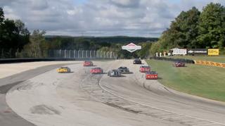 Touring 1 2013 SCCA Runoffs