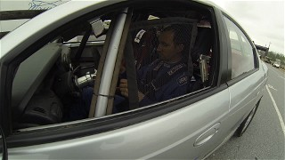 Mark Liller on the grid @ Summit Point