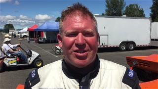JD Barnum, Spec Racer Ford
