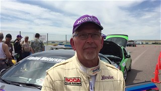 Jim Leithauser, Touring 2, Sunday