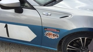 Adams PR-2016 RallyCross National Champion