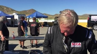 Henderson GT3-Willow Springs HST Day 2