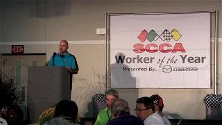 2017 SCCA Runoffs Worker of the Year