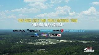 2019 Tire Rack Time Trials National Tour Presented by Hagerty @ Carolina Motorsports Park