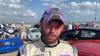 Mike Ogren - HP HST 20 Sebring Sat