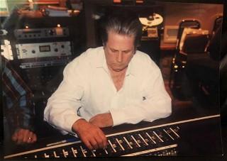 Brian Wilson in Studio 1