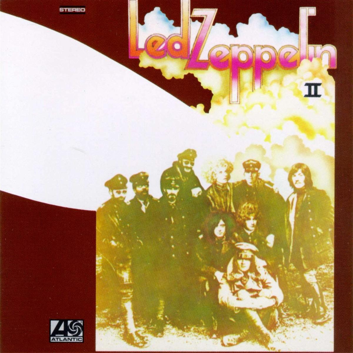 Led Zeppelin Ii Front