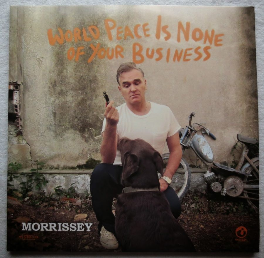 Morrissey 2014 World Peace Is None Of Your Business E1597252481961