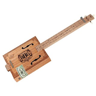 Blues Box Guitar Kit 3 String