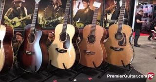 Takamine Live from Summer NAMM 2016