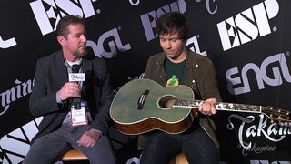 2020 NAMM Show: Jake Allen Artist Interview