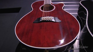 2020 NAMM Show: Takamine Thinline Product Spotlight