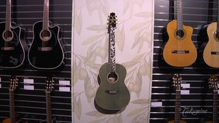 2020 NAMM Show: Takamine LTD2020 Peace Product Spotlight