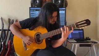 "Luis Kalil: ""The Unforgiven"" (Metallica Solo)"