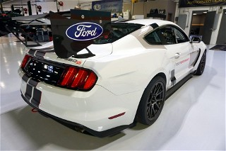 2017 Ford Mustang Shelby Fp350s6