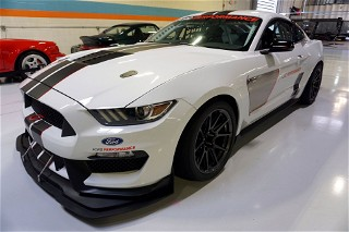 2017 Ford Mustang Shelby Fp350s2
