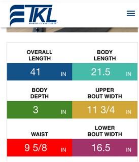 CL 5 measurements