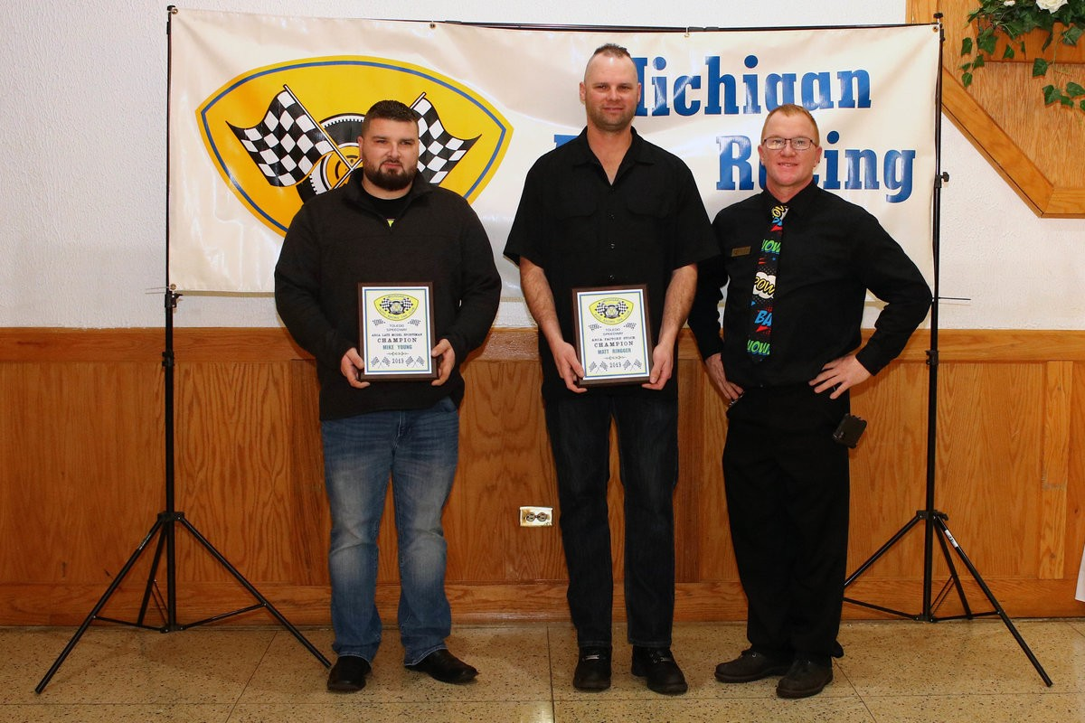 TOLEDO, FLAT ROCK CHAMPS HONORED AT MARFC BANQUET