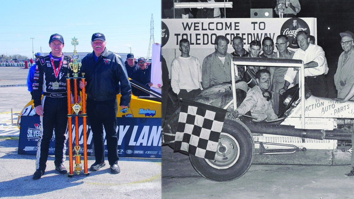 HEMELGARN/SUPER FITNESS ROLLIE BEALE CLASSIC HAS NEW DATE AT TOLEDO; USAC SILVER CROWN RACE OCTOBER 4
