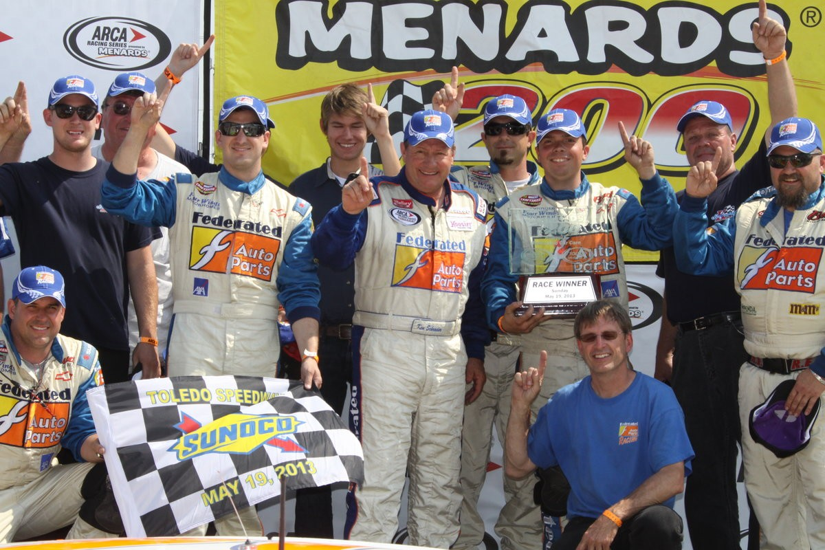 KEN SCHRADER TO DRIVE SCHOOL BUS AT TOLEDO MAY 29