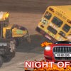 Woodville Auto Finance Night of Destruction: School Bus Figure-8, Train F-8, Boat F-8, Bowling, Road Rage Race, X Cars & ARCA F-8s.