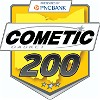 COMETIC Gasket 200 presented by PNC Bank: ARCA/CRA Super Series powered by Jeg's Late Models-100 laps, ARCA LM Gold Cup Series--100 laps. Practice Friday; race Sat.-3 p.m.  Rain date Sun. 4-15--1 p.m. $20 advance, $25 race day.