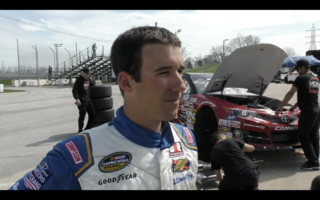 The champ returns...Theriault steps in for Purdy at MDM test