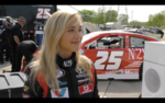 Natalie Decker Tests at Toledo