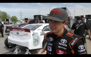 Eckes carries confidence boost from Salem into Toledo