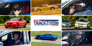 Track Night in America Puts 40,000 Cars on Course