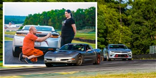 Couple Starts New Chapter at Track Night